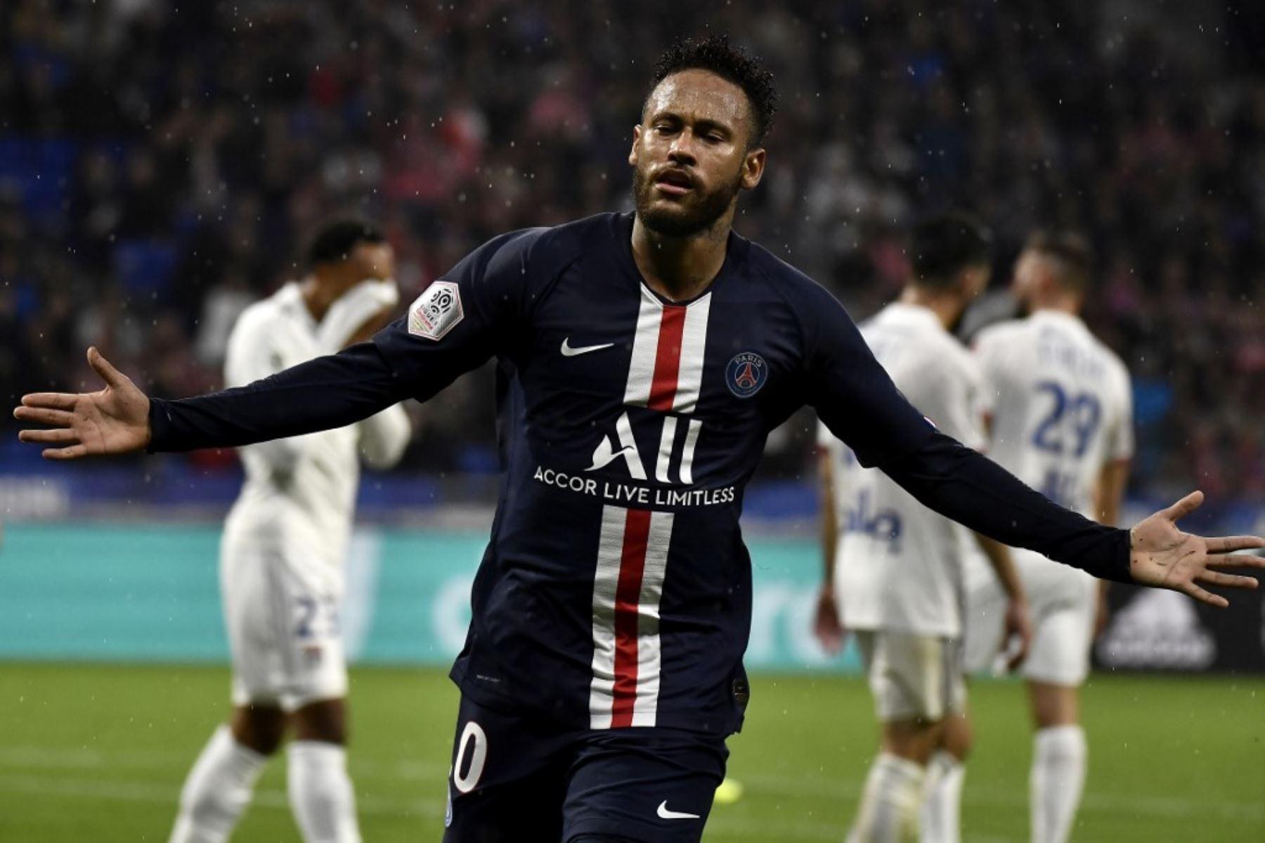 Neymar demostró su valía y rescata al PSG