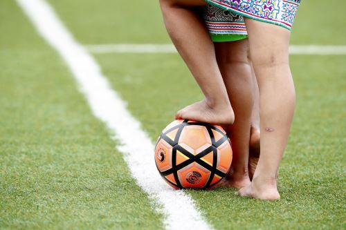 Juegos Deportivos Escolares: Fútbol de Damas Pueblos originarios