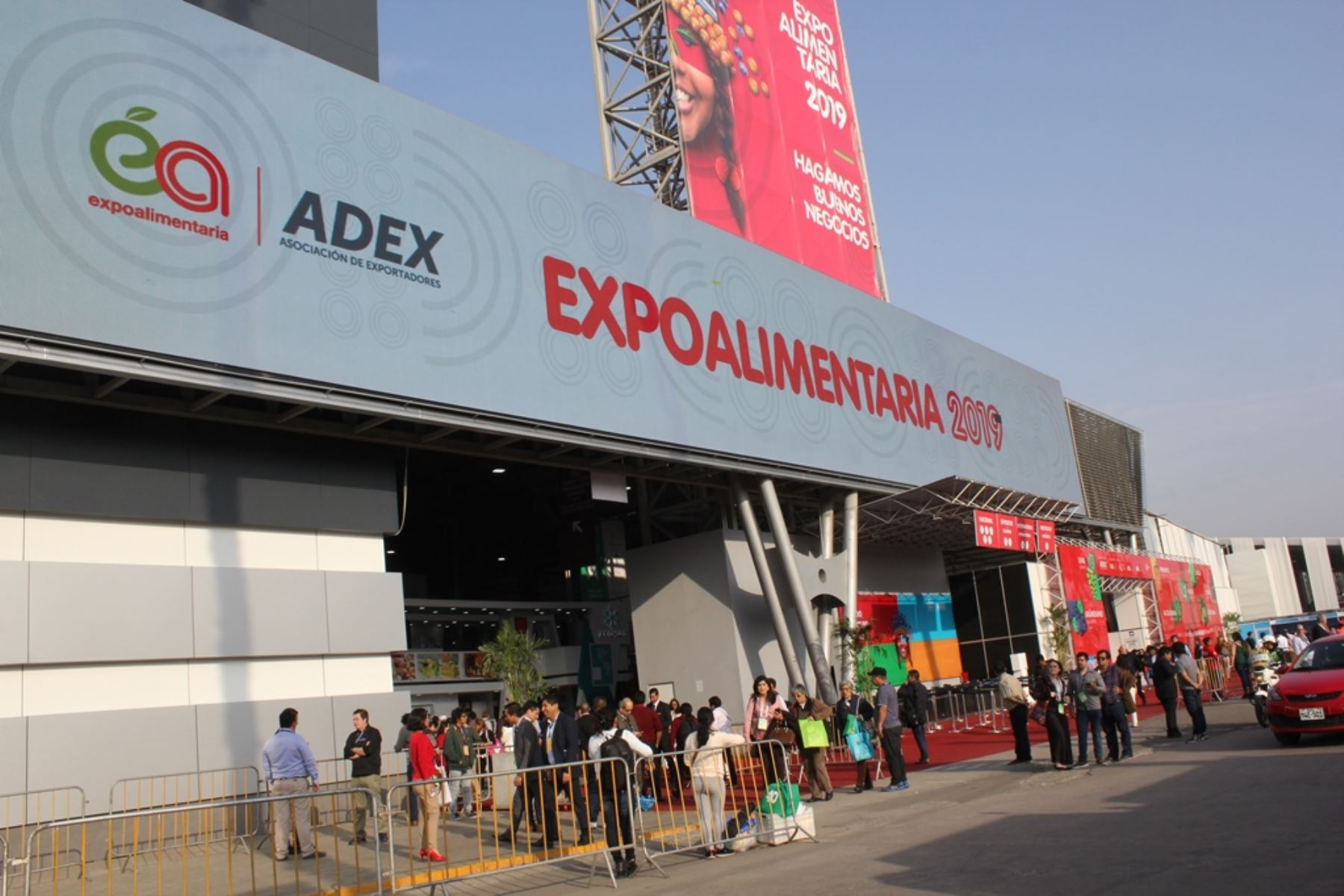 Feria Expoalimentaria 2019. Foto: Cortesía.