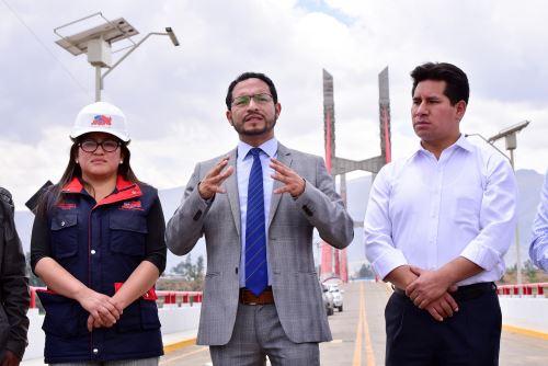 Gobernador regional de Junín, Fernando Orihuela Rojas, respaldó la decisión del presidente Martín Vizcarra de disolver el Congreso.