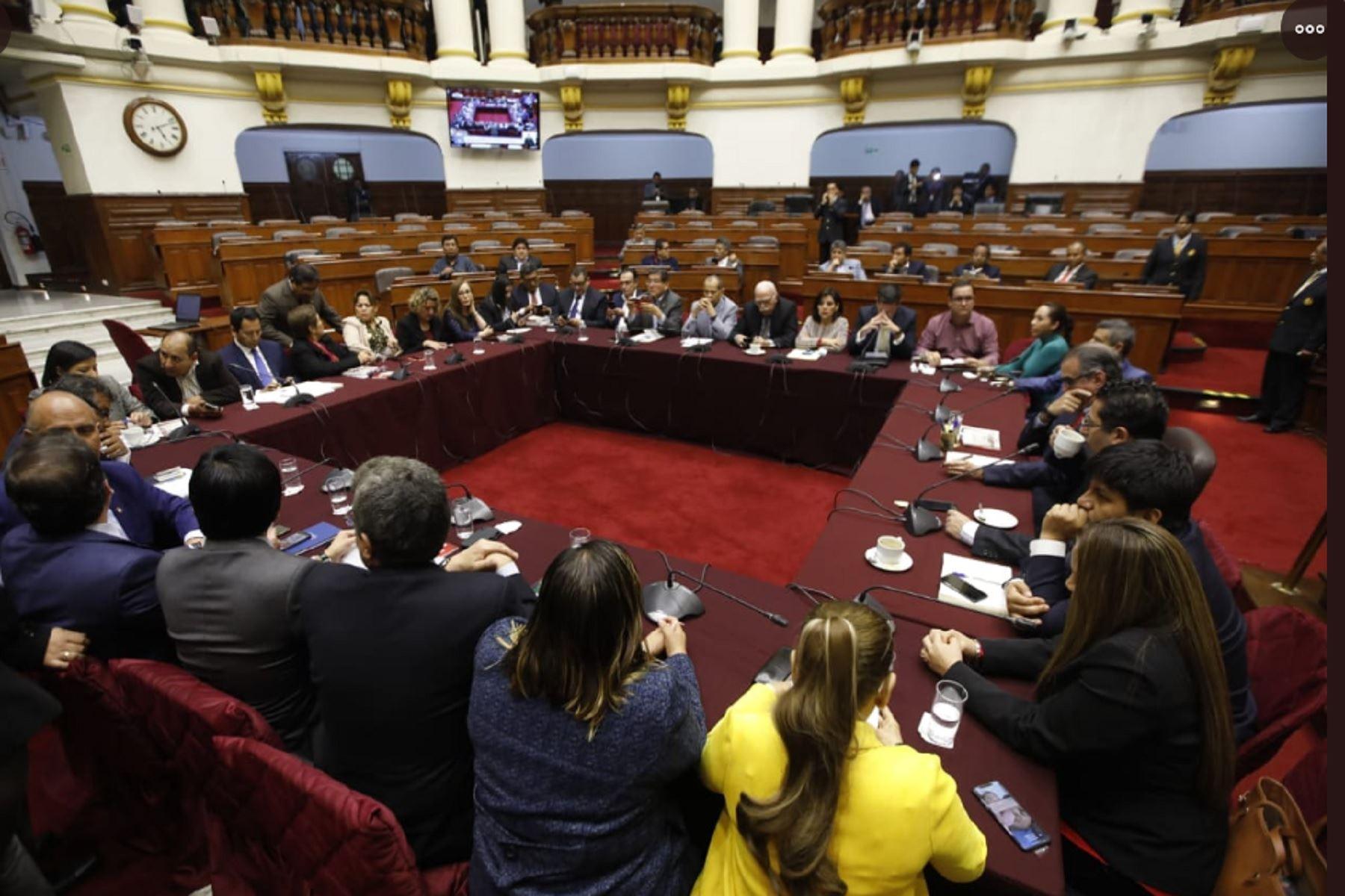 Foto: Comisión Permanente.