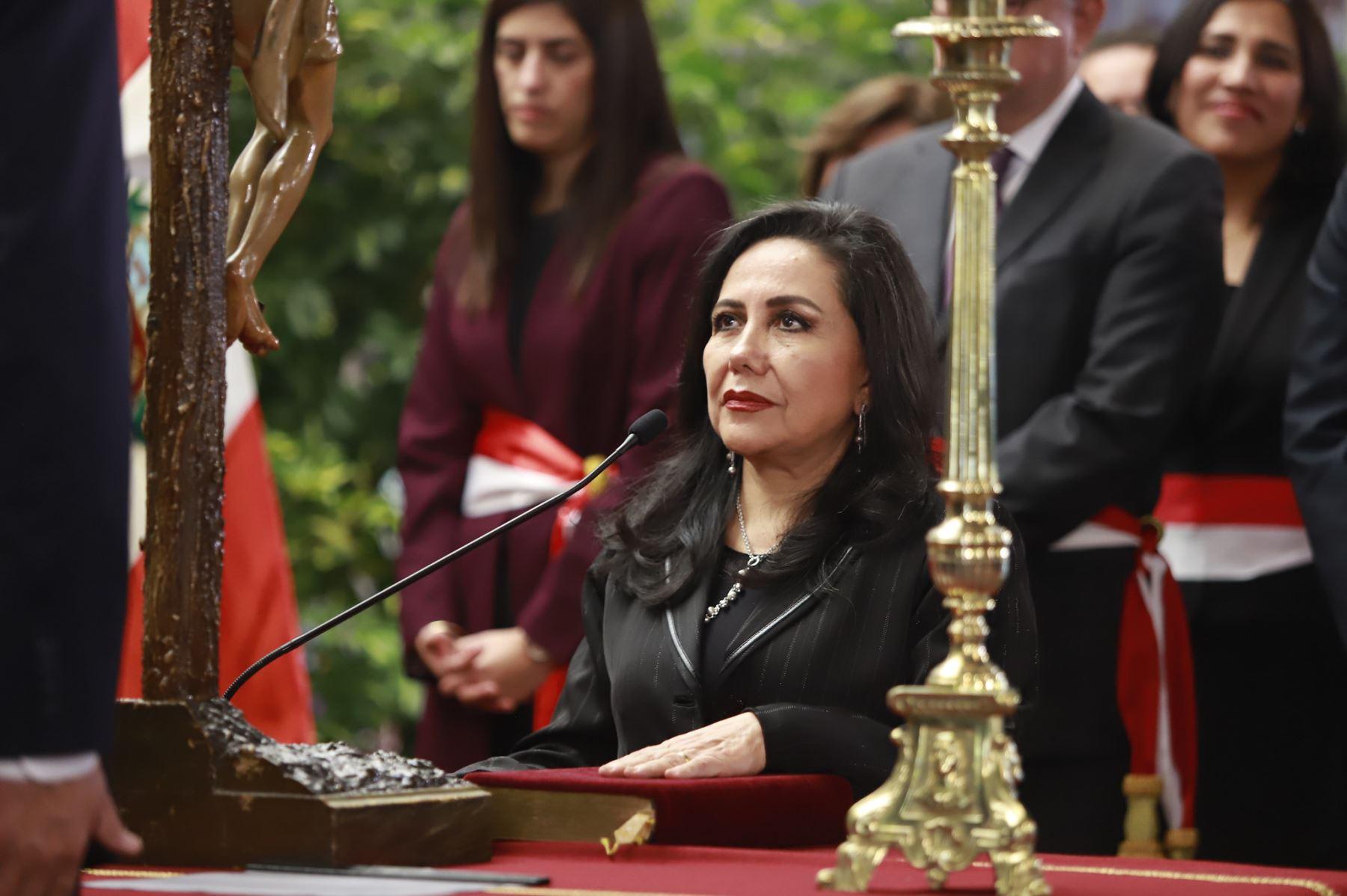 Ministra Montenegro exhorta a los partidos a escoger bien a sus candidatos al Congreso