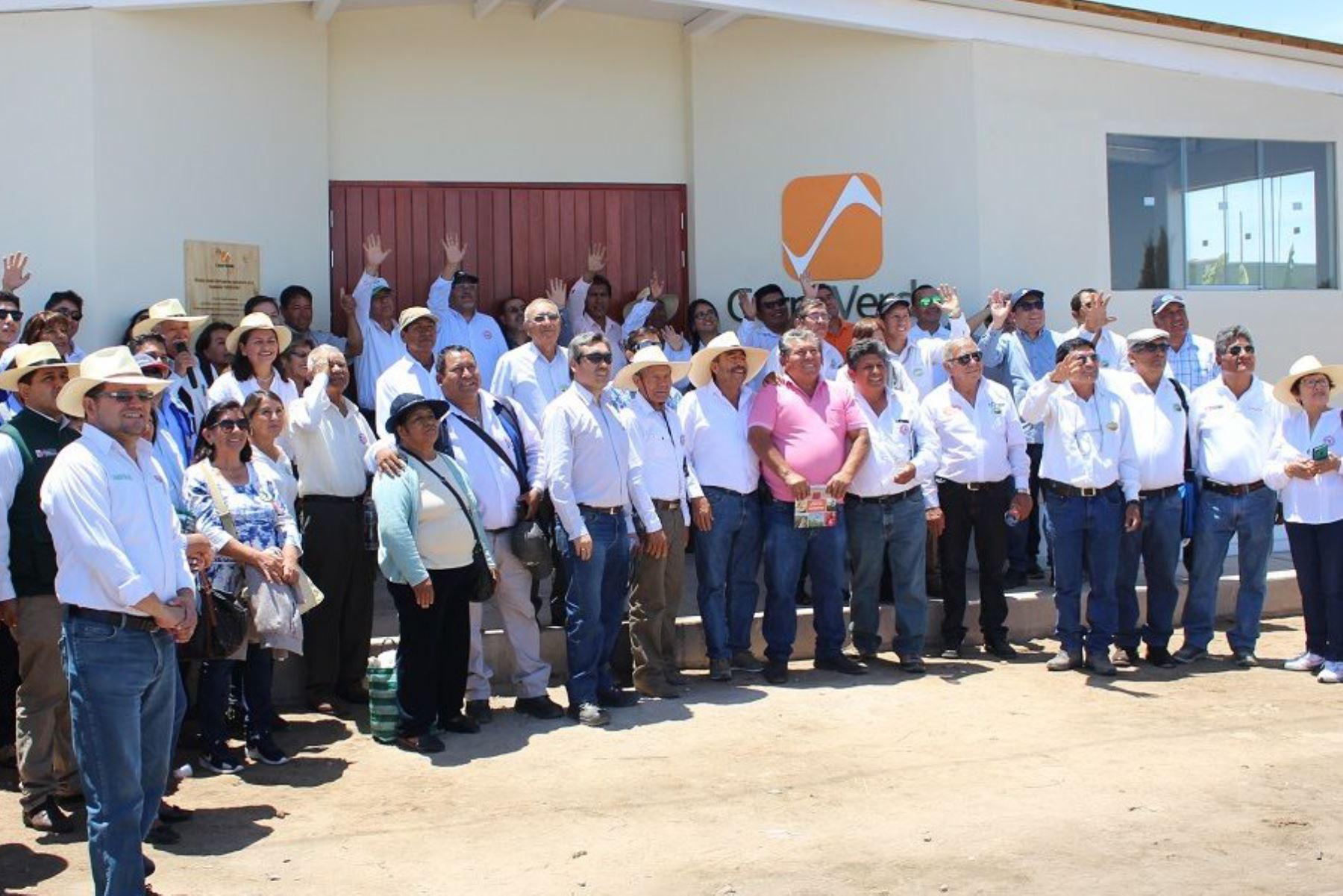 Implementan certificación global para exportación de palta hass y granada en Arequipa