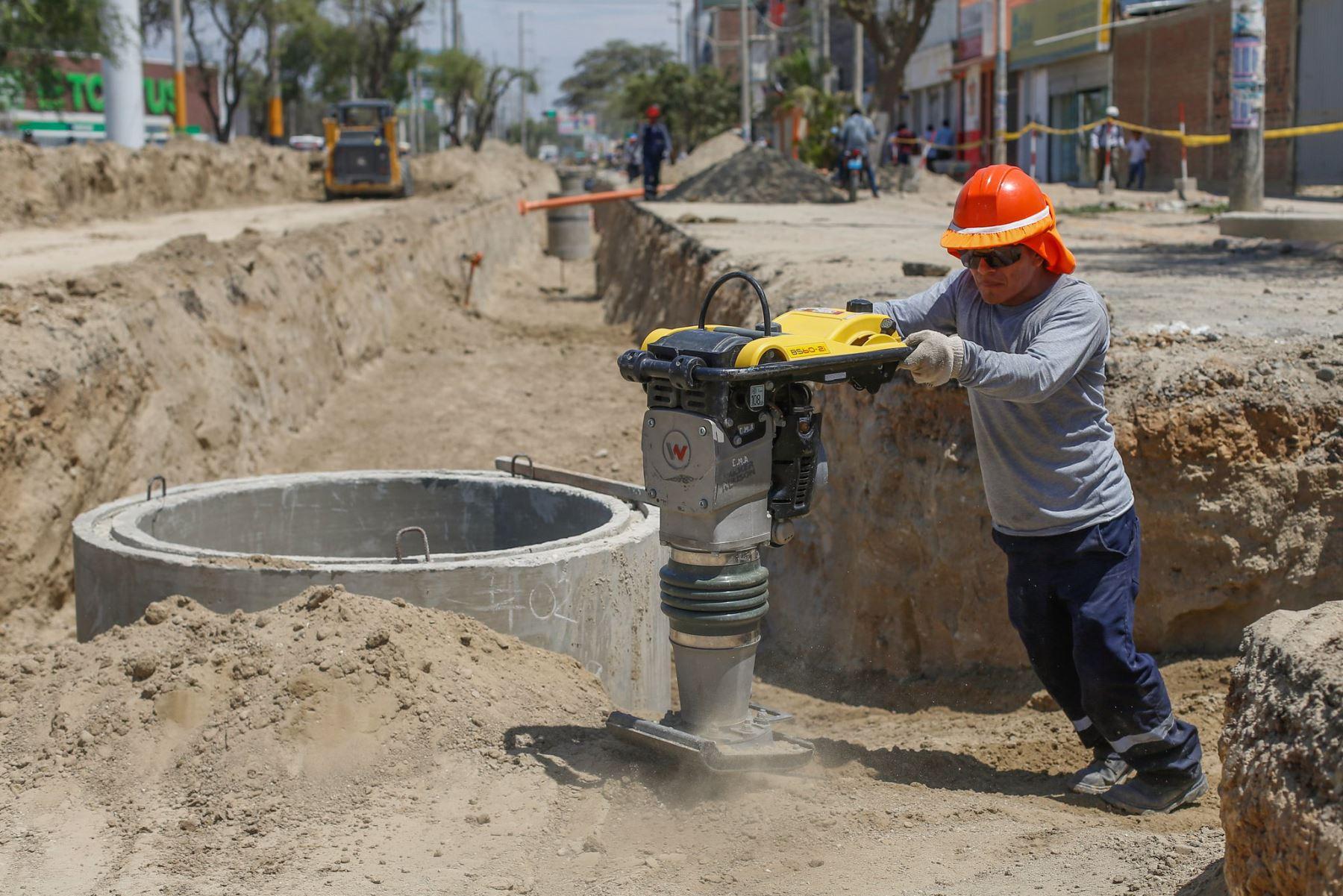 Sector construcción se alista para el reinicio de sus actividades ...