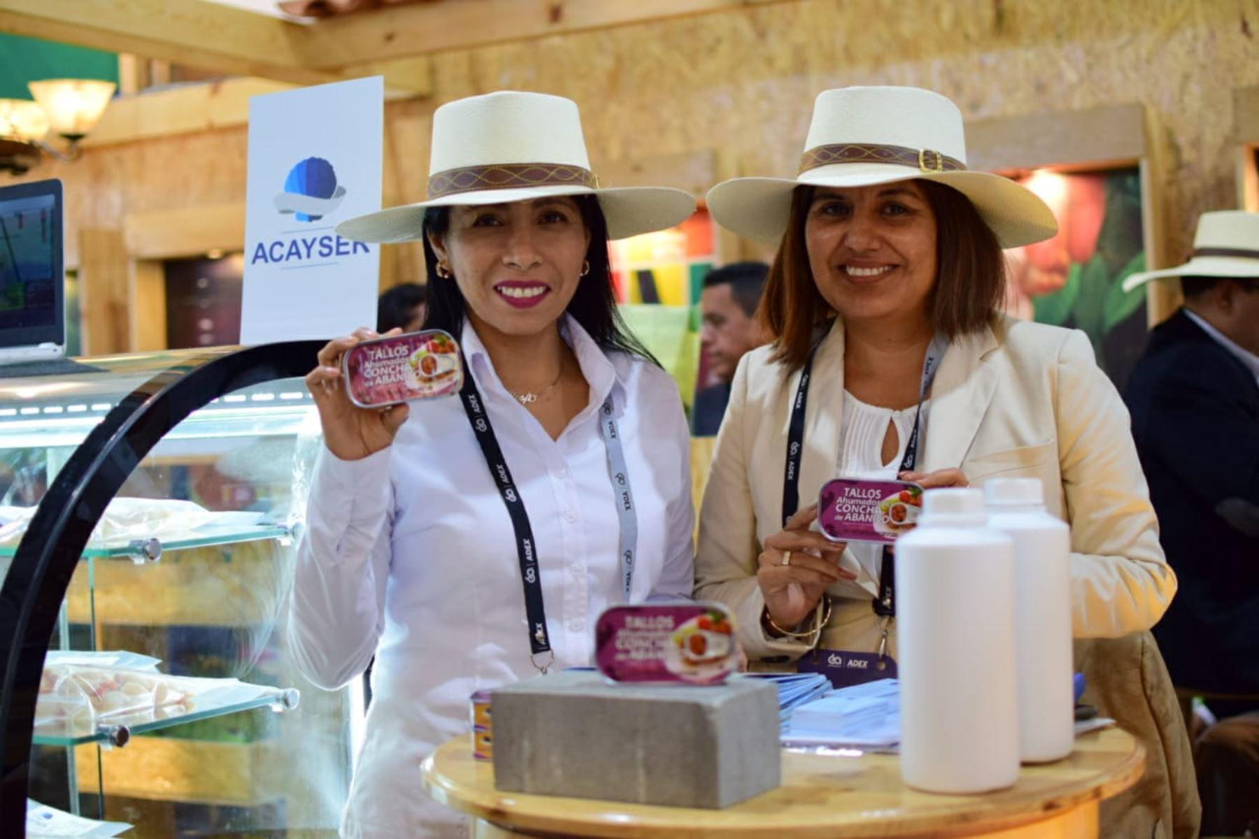 Empresa de Piura innova el mercado con primera conserva elaborada a base de conchas de abanico. ANDINA/Difusión