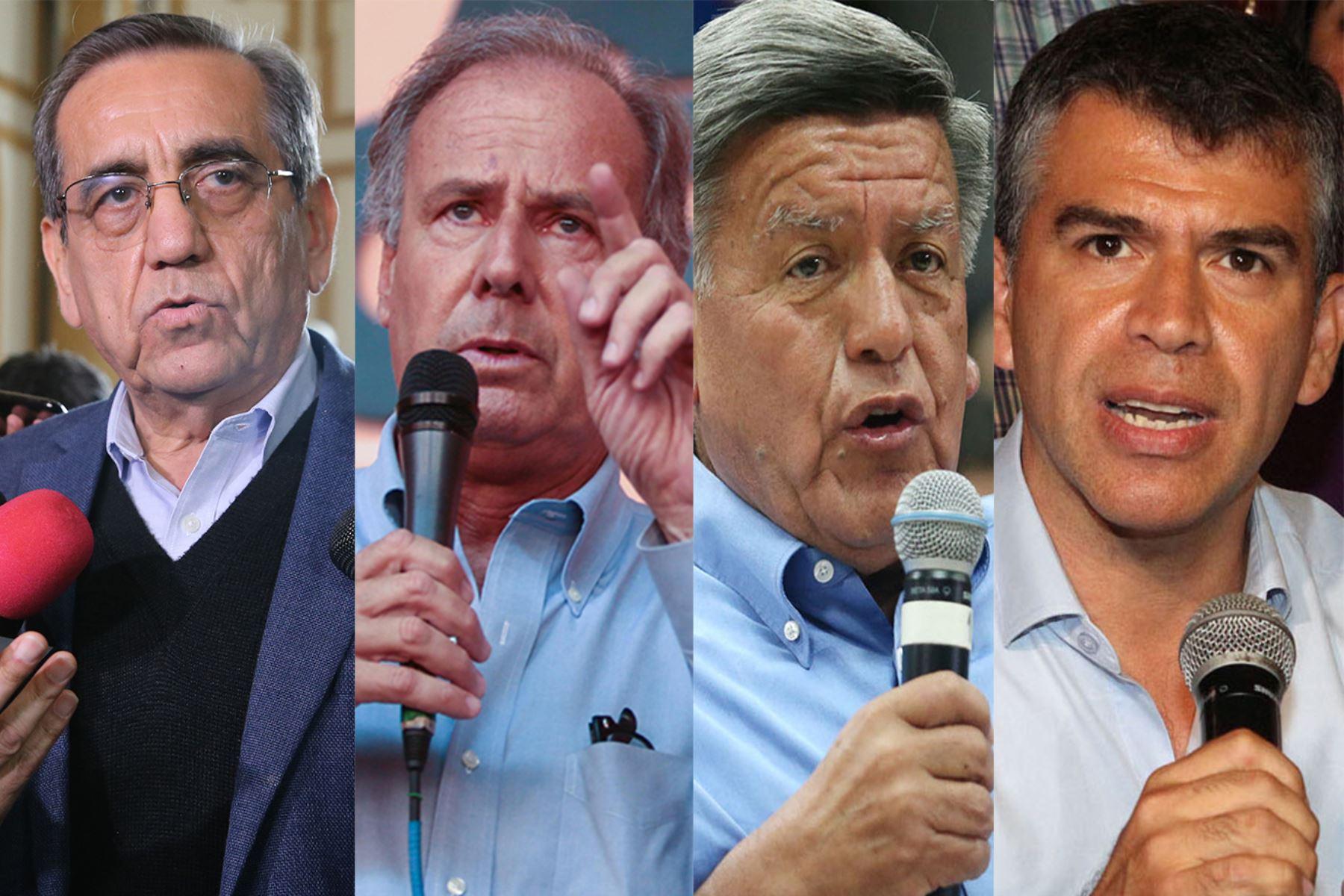 Partidos políticos participarán en elecciones congresales 2020. Foto: ANDINA.