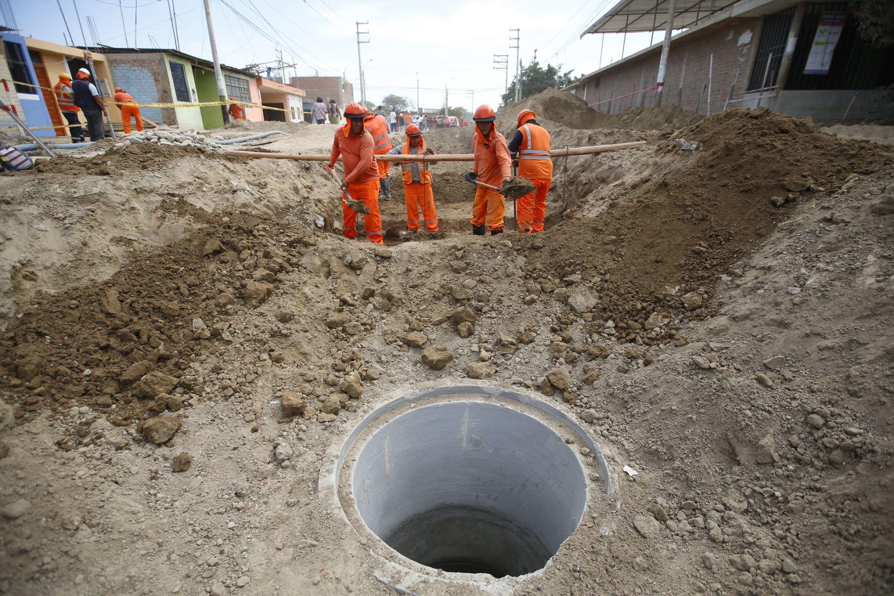 Ministerio de Vivienda lanza convocatorias para obras de reconstrucción en la región Tumbes.