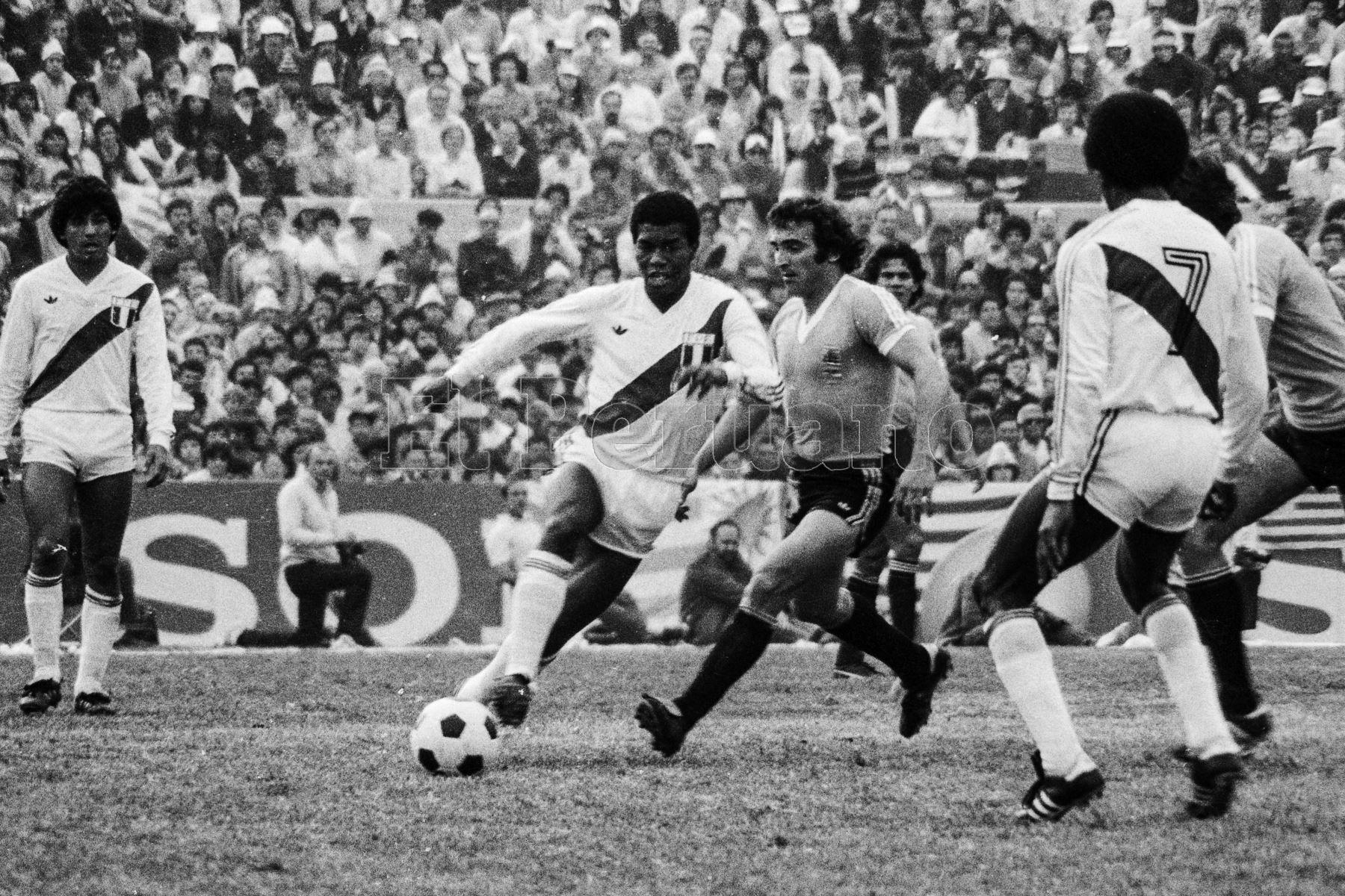Foto: Archivo El Peruano/ Rómulo Luján