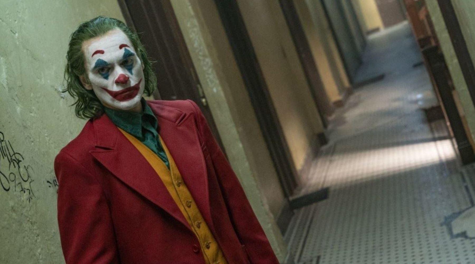 """Escena de la película """"Joker""""."""