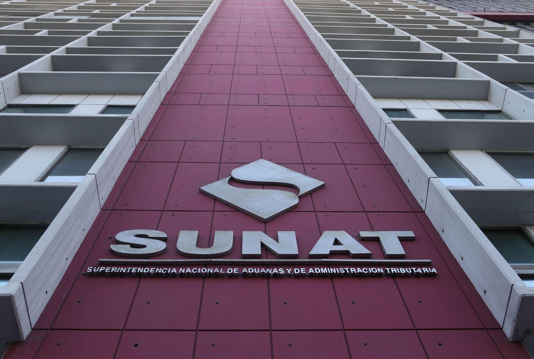 Superintendencia Nacional de Aduanas y de Administración Tributaria (Sunat)