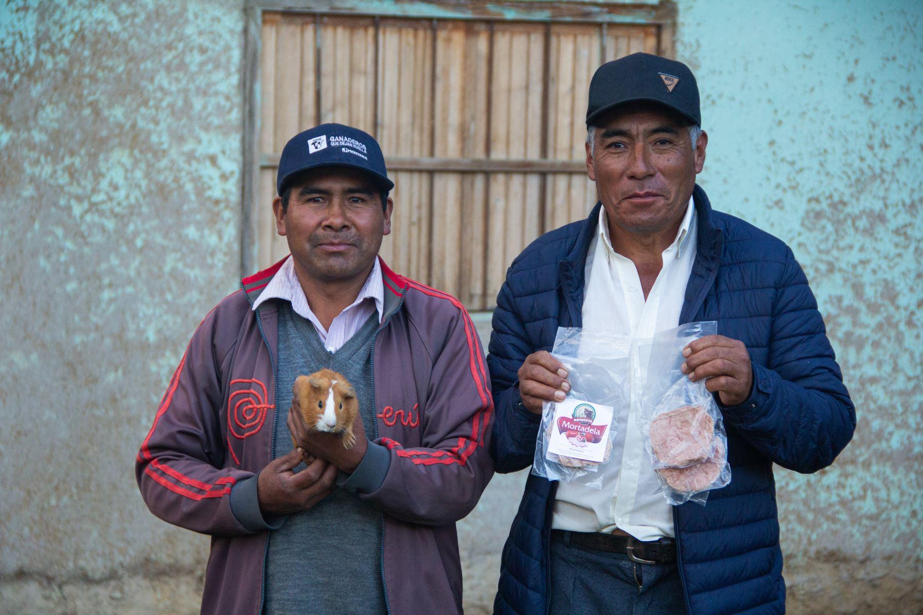 Conoce los innovadores productos derivados del cuy que elaboran agricultores de Cajamarca para combatir la anemia infantil y generar ingresos.