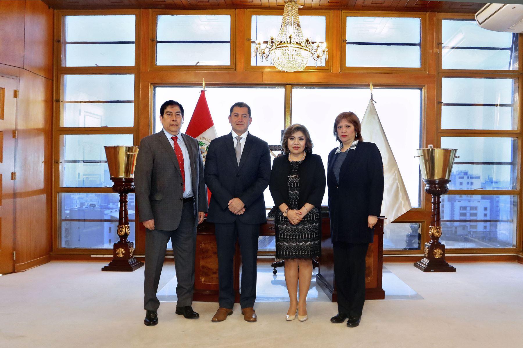 Foto: Fiscalía de la Nación