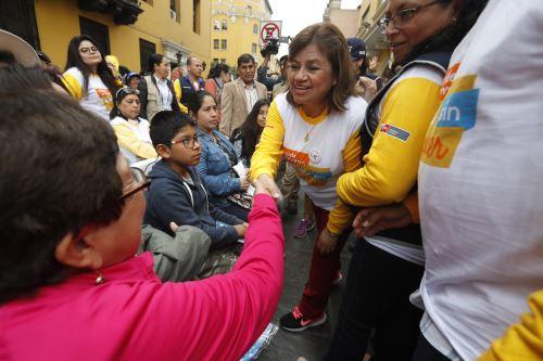 Lanzan Semana Nacional de Lucha contra el Cáncer