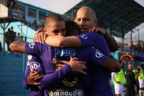 Alianza Lima ganó 3-2 a la Universidad San Martín