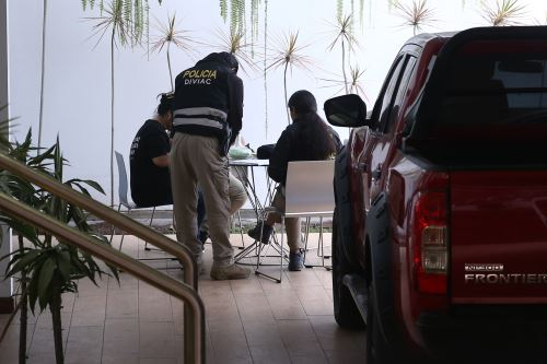 Fiscales de caso Lava Jato allanan vivienda de exalcalde Luis Castañeda Lossio