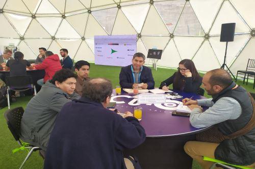 Evento de innovación abierta Foto: Difusión