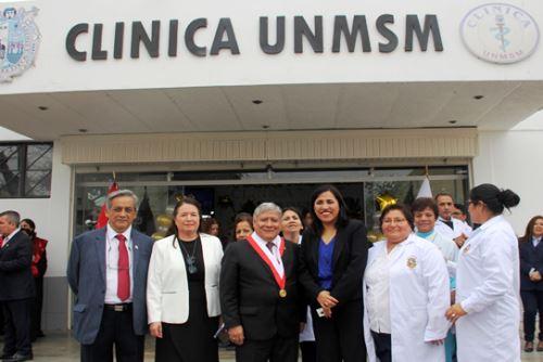 Salud mental: Minedu y Minsa trabajan con 21 universidades públicas. Foto: ANDINA/Difusión.