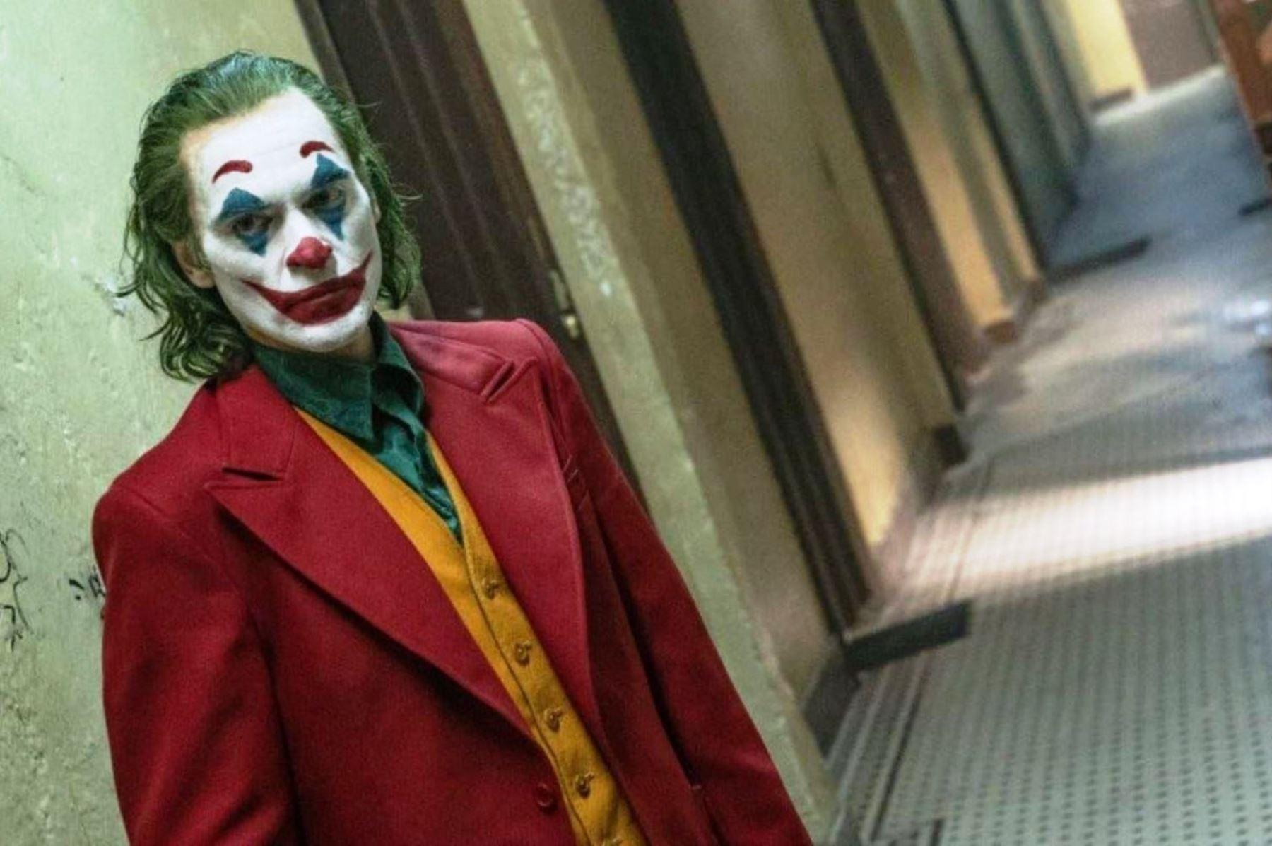 Película el Joker. Foto: ANDINA/archivo.