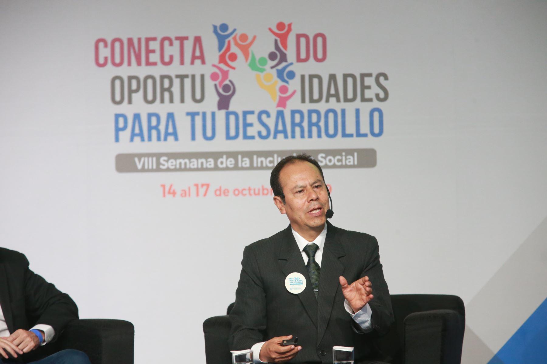 Liliana Casafranca Diaz, Directora General de Mercados Financieros de MEF. Foto:ANDINA/ Jhony Laurente
