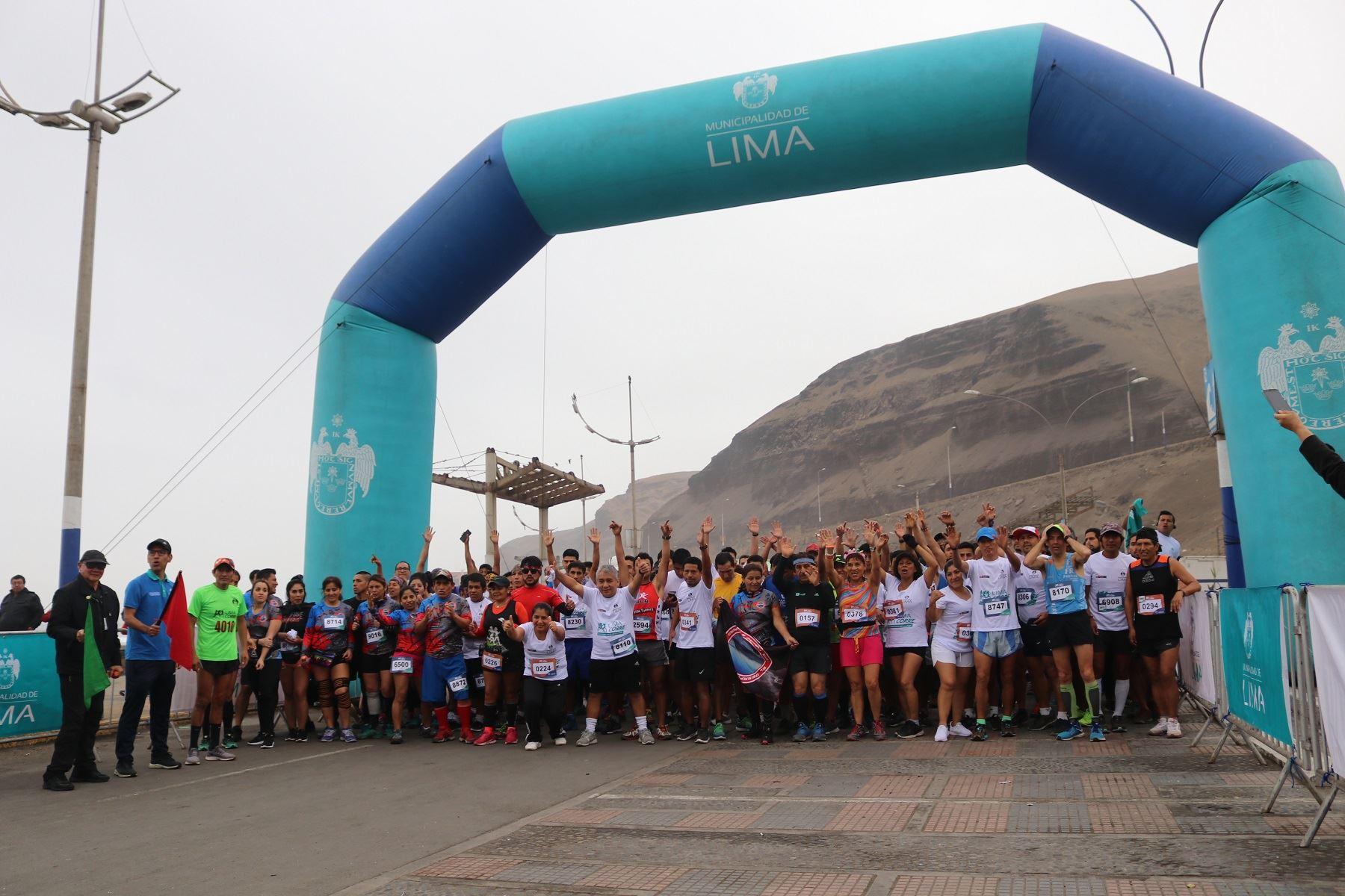 La Municipalidad de Lima organizará su décima carrera en Barranco.