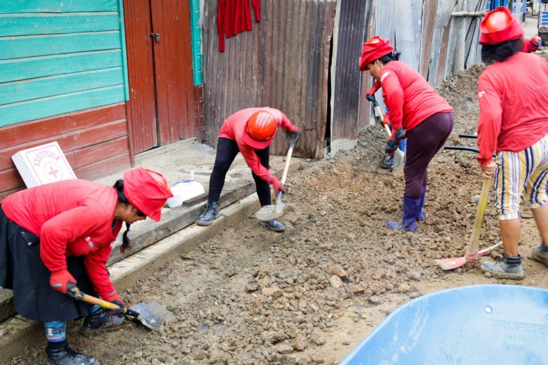 Ministerio de Trabajo y Promoción del Empleo, a través del programa Trabaja Perú, generará más de 2,500 empleos temporales en Madre de Dios.