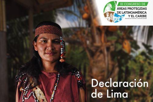 Países participantes del III Congreso de Áreas Protegidas de Latinoamérica y el Caribe (Caplac) acuerdan fortalecer sus sistemas de áreas naturales protegidas.