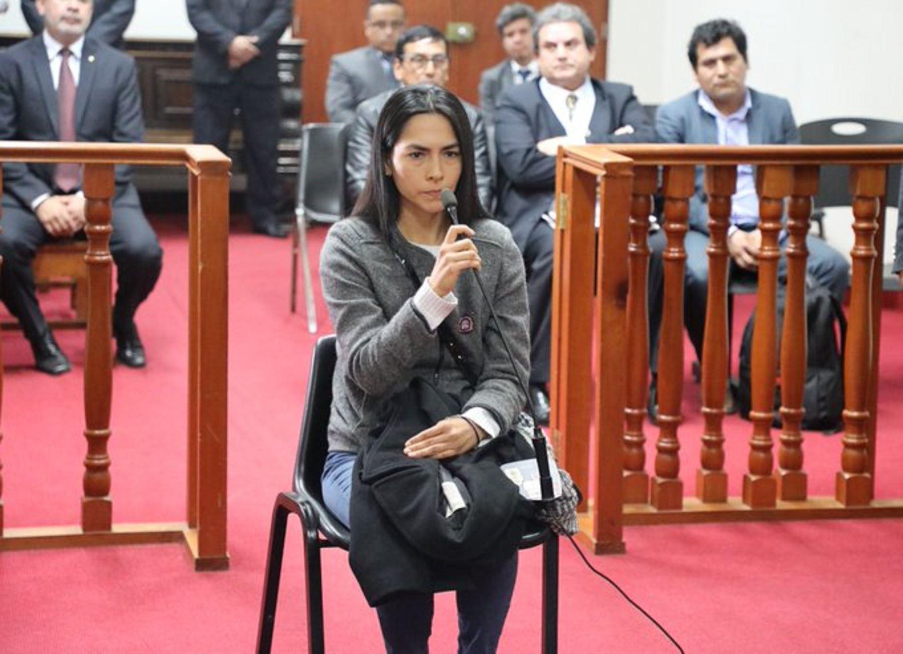 Melisa Gonzalez Gagliuffi