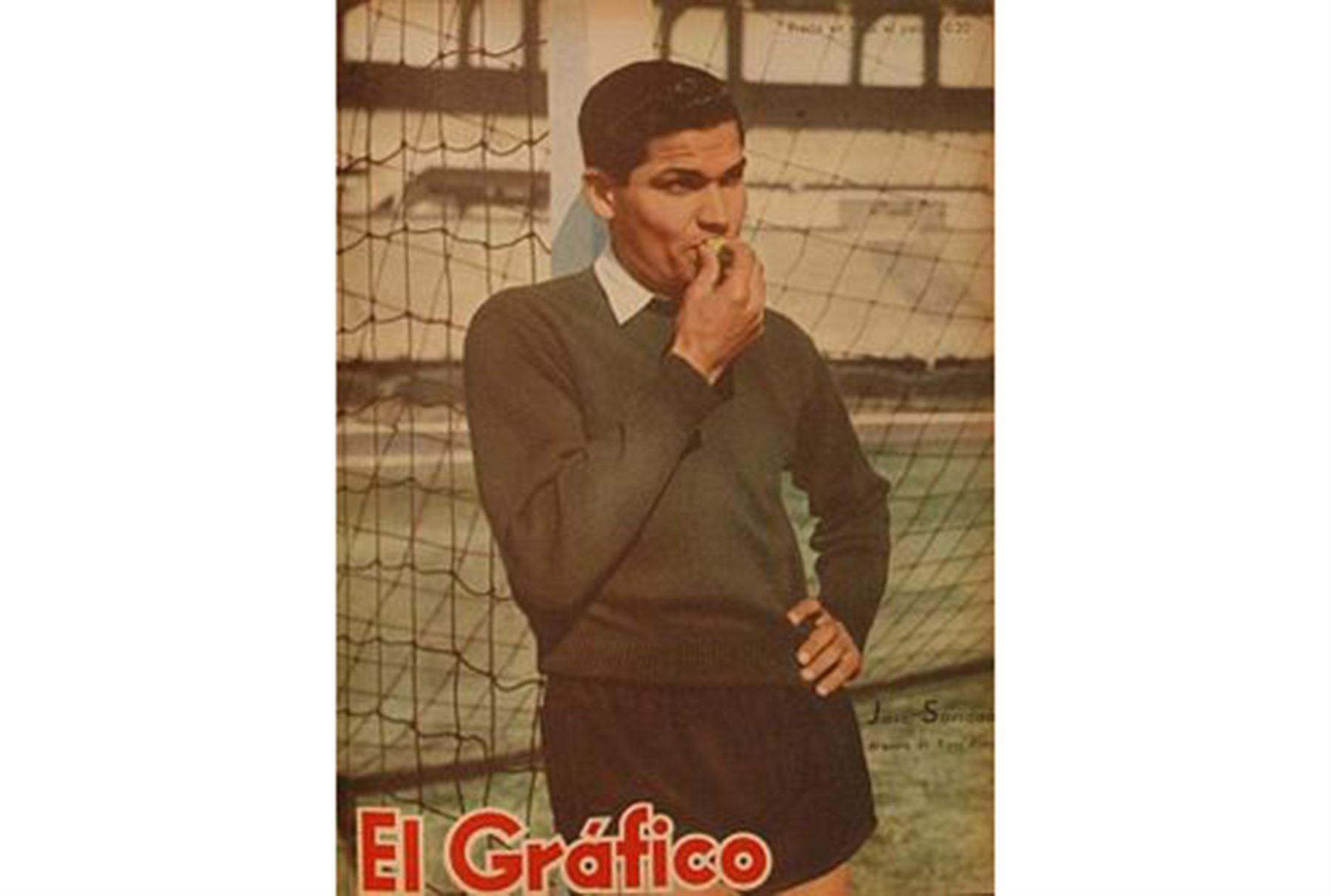 José Eusebio Soriano.