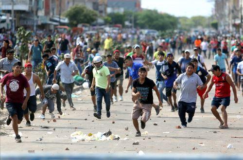 Huelga nacional contra la reelección de Evo Morales en Bolivia