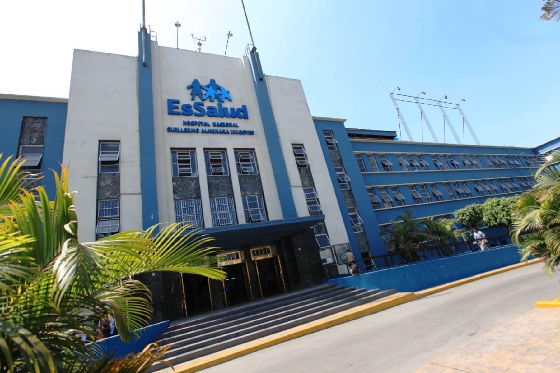 EsSalud podría construir hasta 20 hospitales si recupera deuda de estatales y privados. Foto: ANDINA/Difusión.