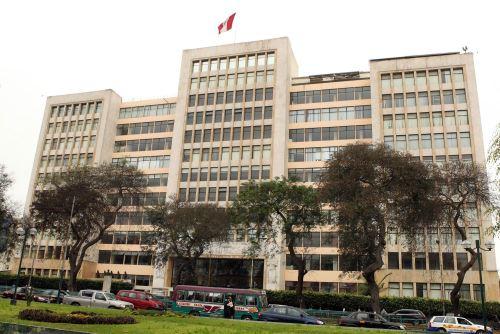 Ministerio de Trabajo y Promoción del Empleo (MTPE). Foto: ANDINA/Difusión