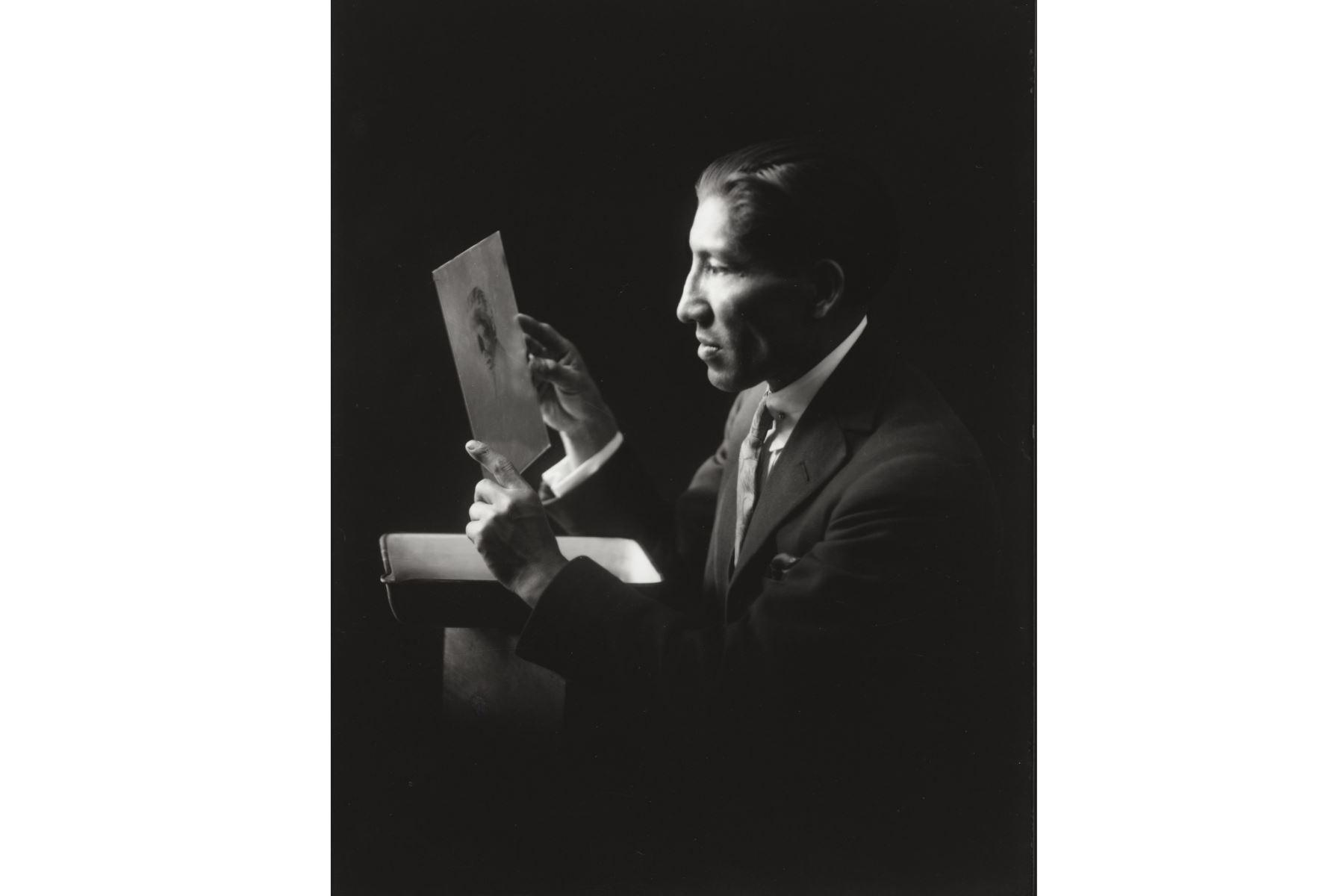 Martín Chambi, su obra fotográfica fue declarada Patrimonio Cultural de la Nación. ANDINA/Difusión