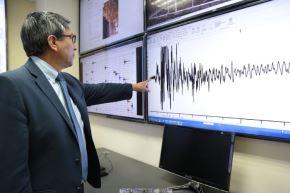 Ocho sismos leves se reportaron desde anoche en provincia de Caylloma. ANDINA/Difusión