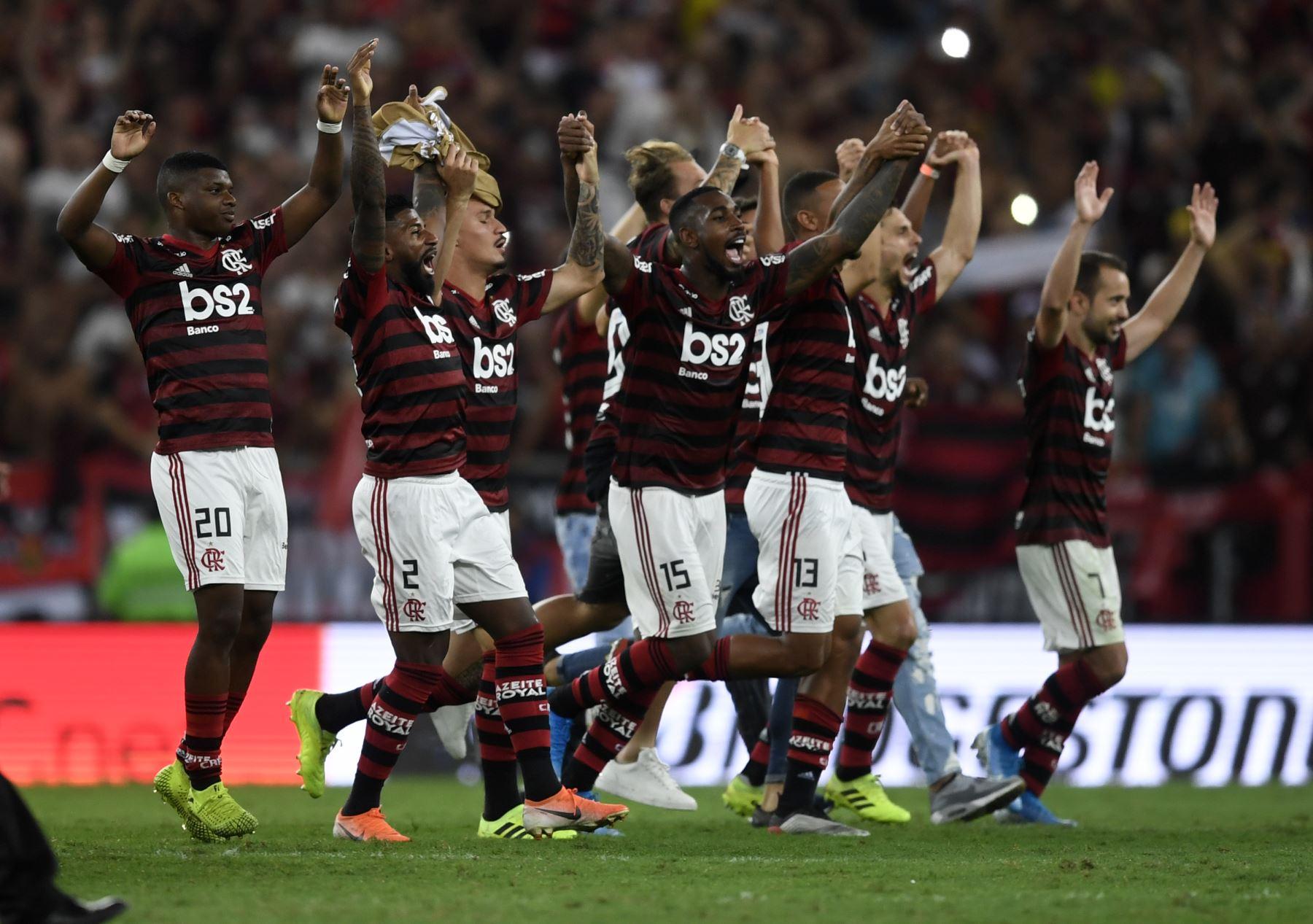 Flamengo buscará su título continental en Lima