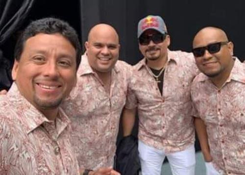 La Picante Orquesta es auténtico referente de la salsa.