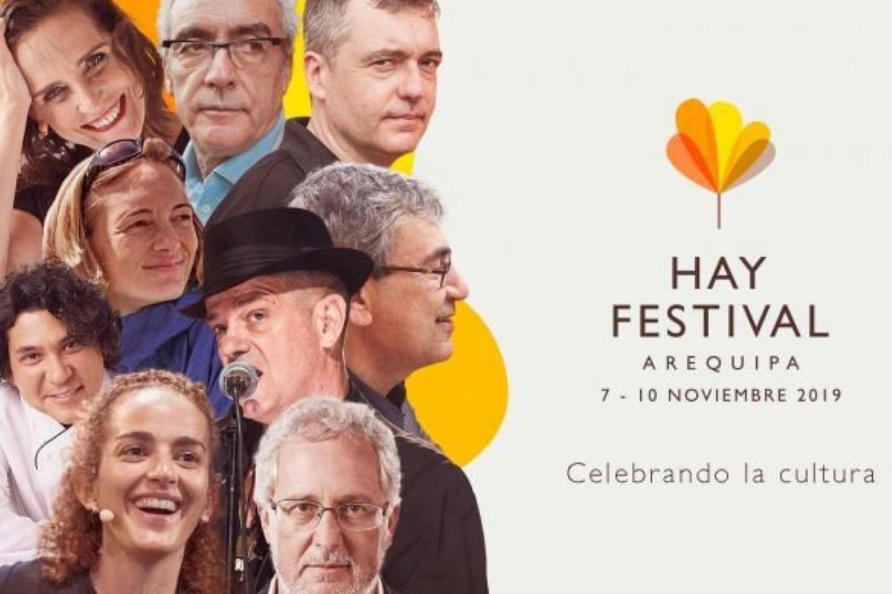 Hay Festival Arequipa 2019