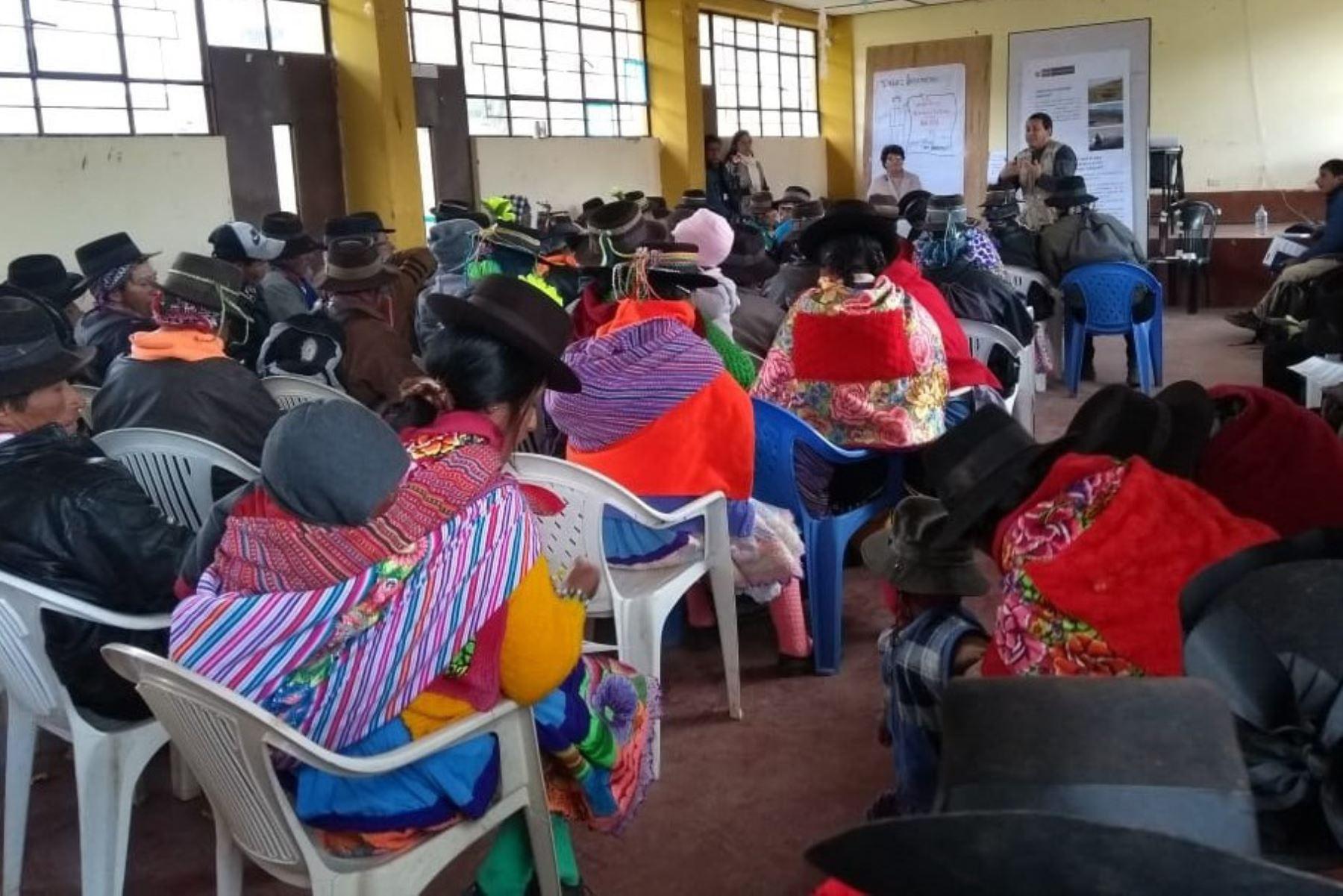 Ministerio de Cultura capacitó en consulta previa a más de 15 mil representantes de pueblos indígenas