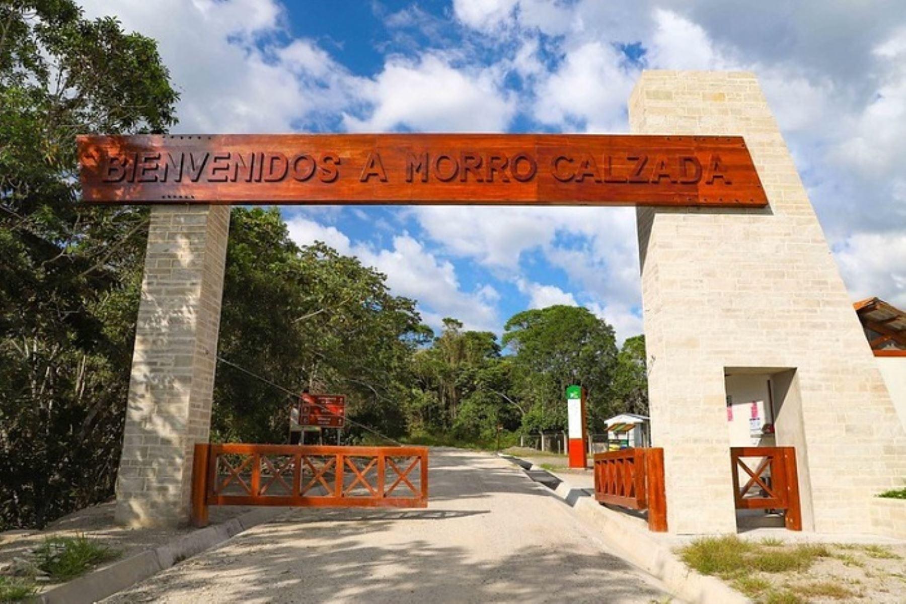 Se prevé que las nuevas obras en Morro de Calzada beneficiarán a más de 194,000 turistas nacionales y extranjeros que llegan a esa zona.