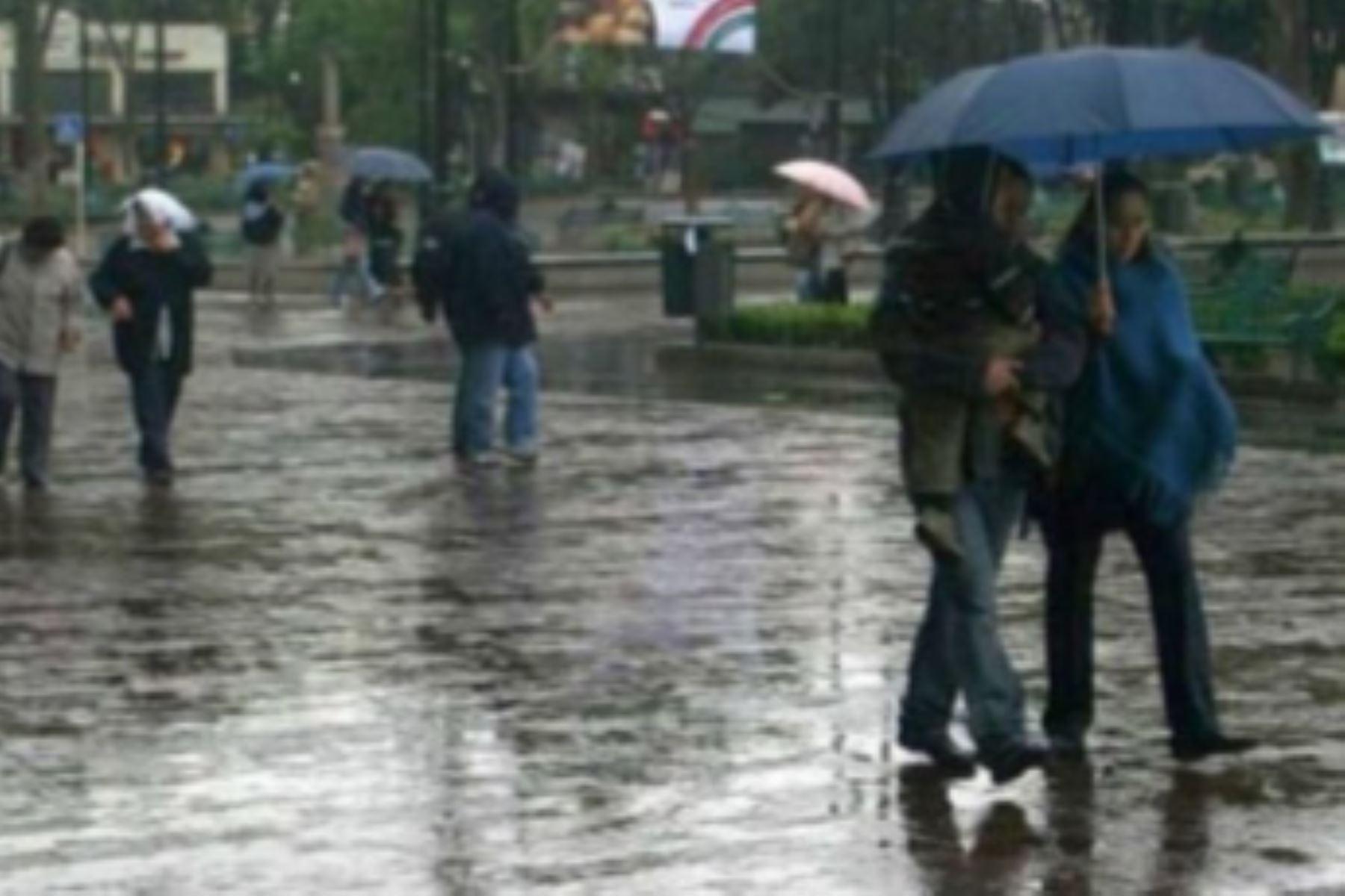 """Cajamarca y La Libertad soportaron día """"extremadamente lluvioso"""" - Agencia Andina"""
