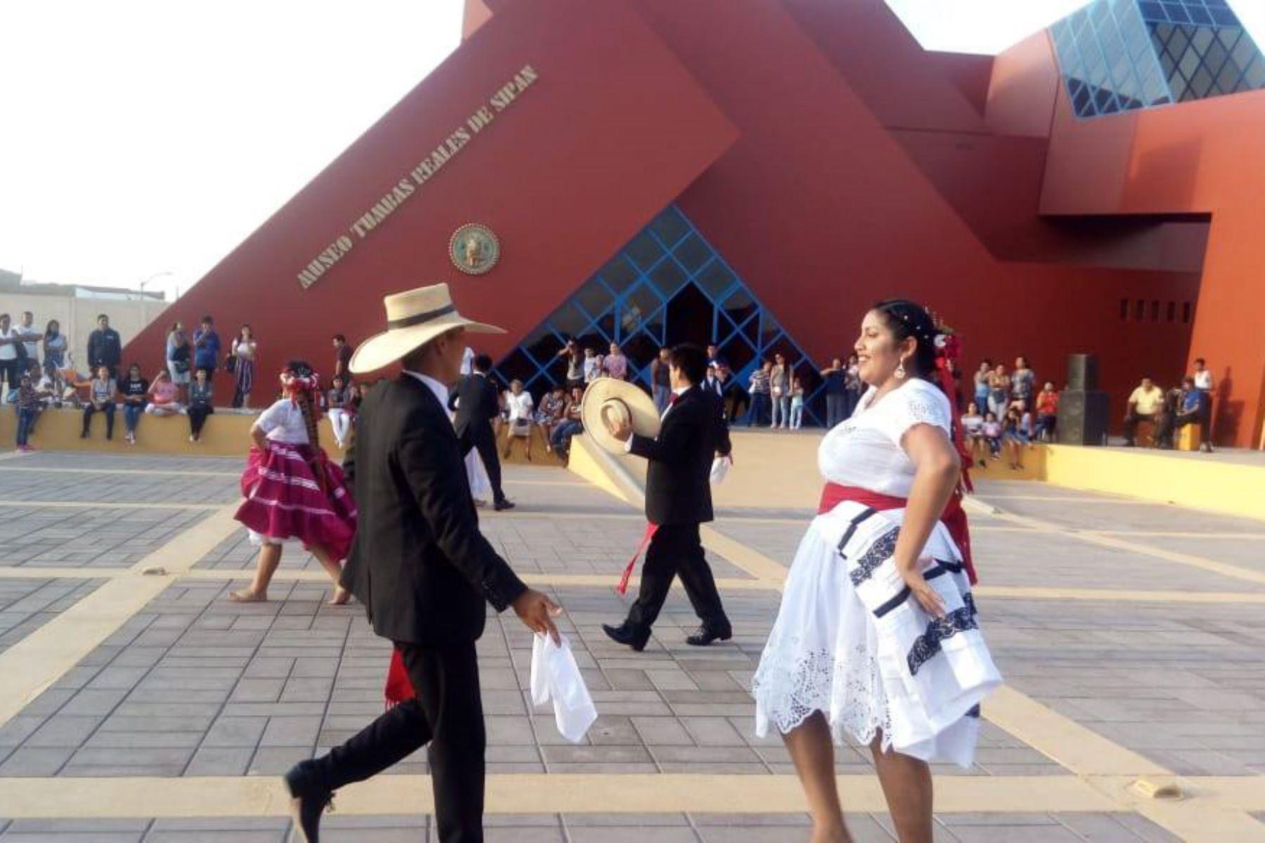 El Museo Tumbas Reales de Sipán, ubicado en la región Lambayeque, es símbolo de identidad y cultura. Foto: ANDINA/Difusión