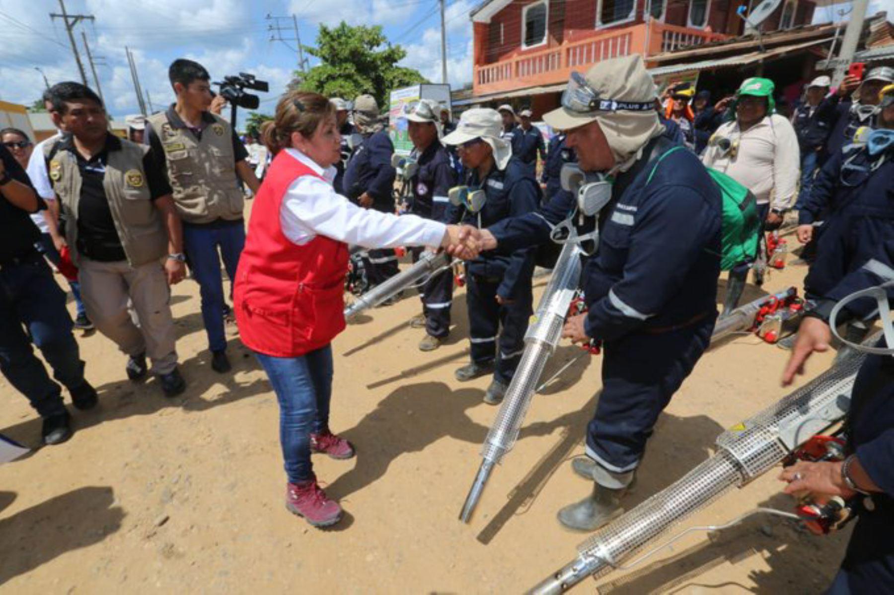 Madre de Dios: Minsa refuerza capacidad de servicios de atención a pacientes con dengue