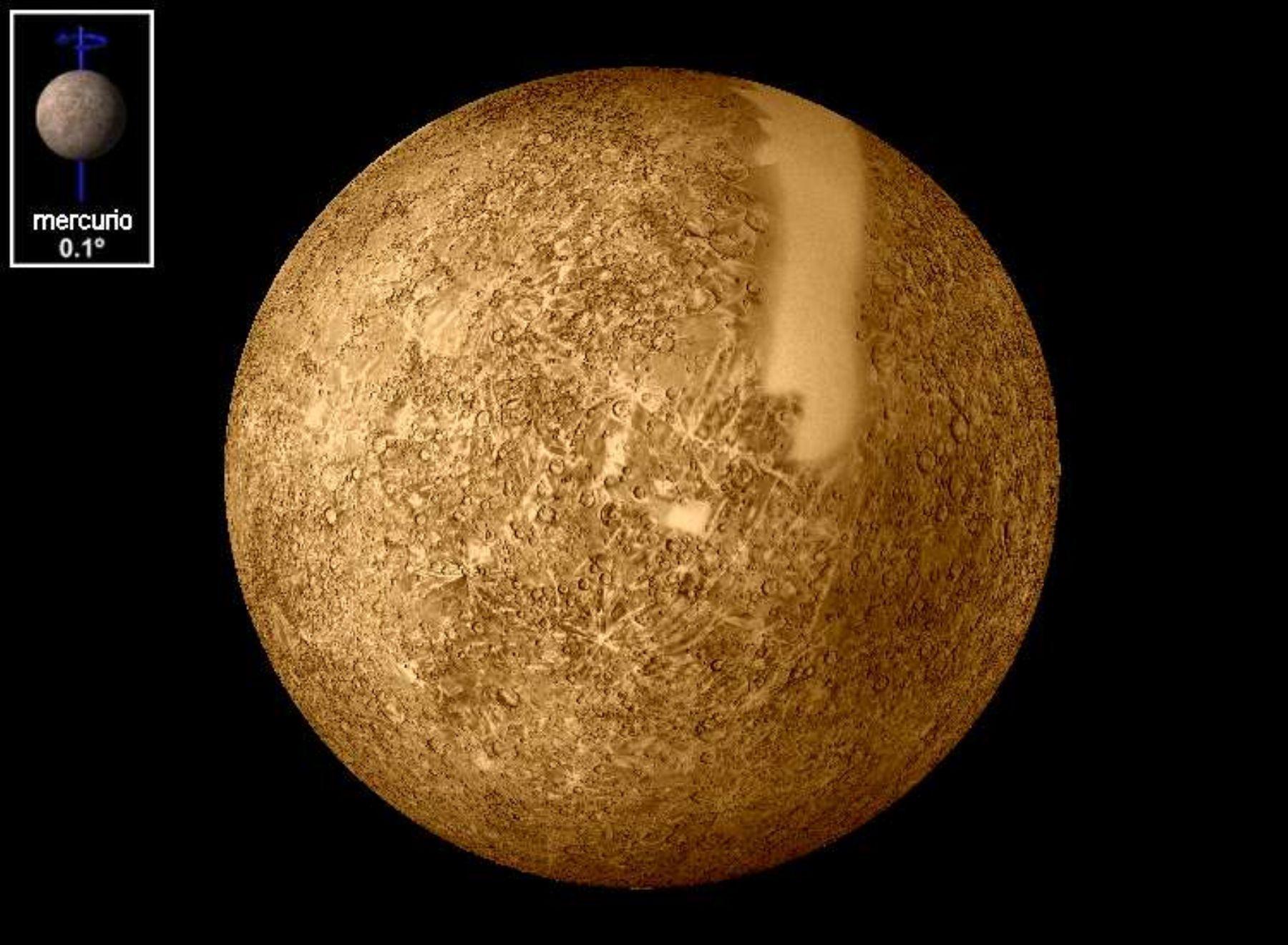 Tránsito de Mercurio se verá en vivo este lunes 11 de noviembre hasta la 1:04 de la tarde.
