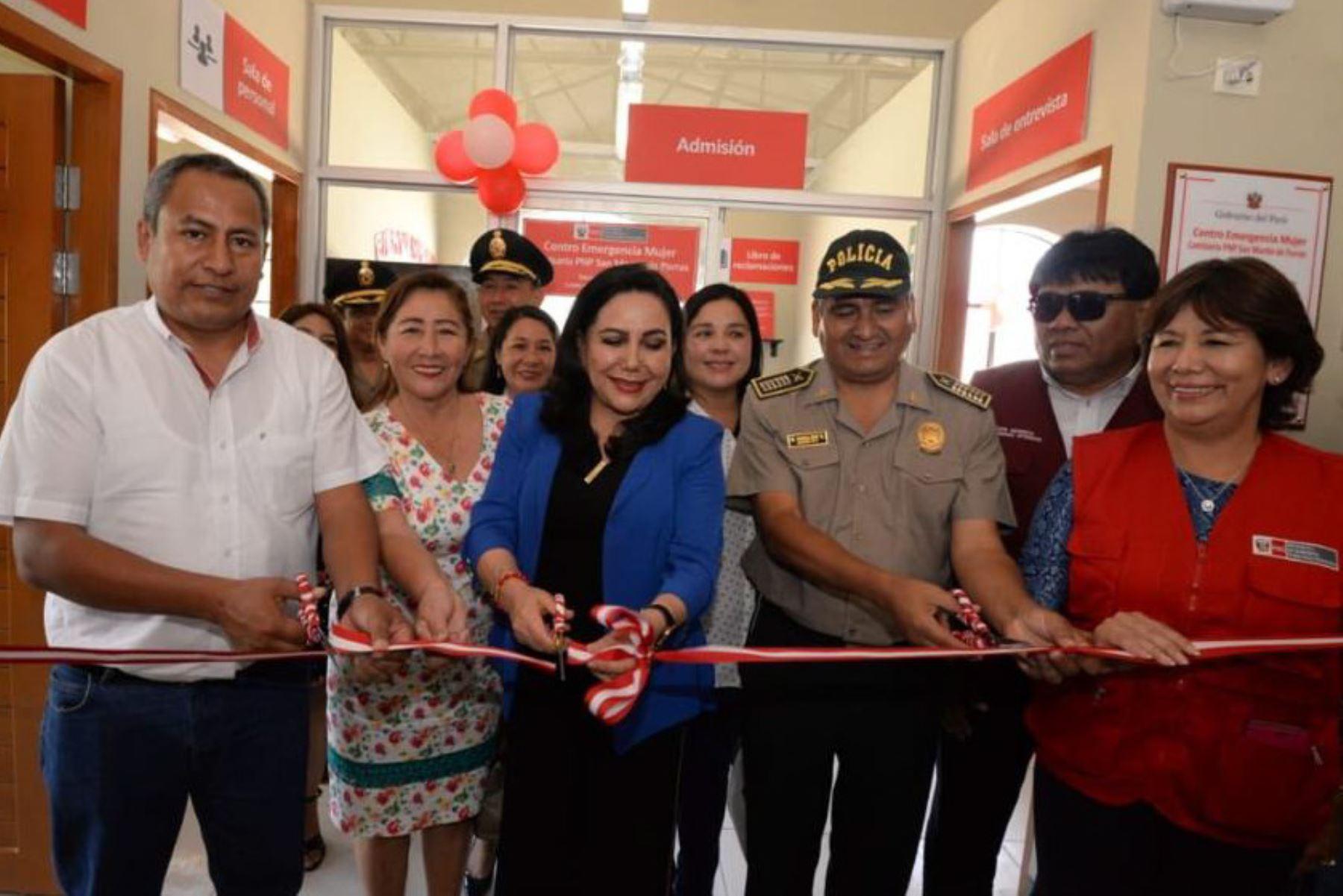 Lambayeque cuenta con nuevos servicios de atención y prevención de violencia de género - Agencia Andina