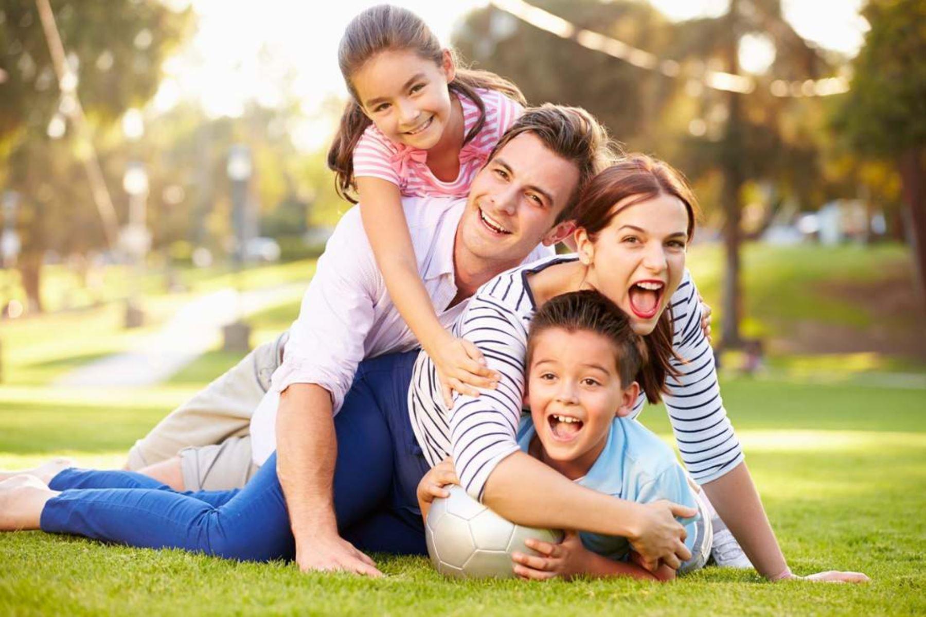 Cuatro claves para mejorar la comunicación con tus hijos. Foto: ANDINA/Difusión.
