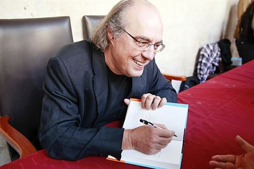 El físico español Juan Ignacio Latorre participa en el Hay Festival de Arequipa