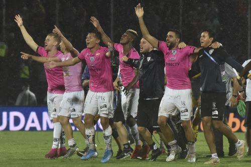 Independiente del Valle gana 2 a 1 al Colón de Santa Fe por la final de la Copa Sudamericana