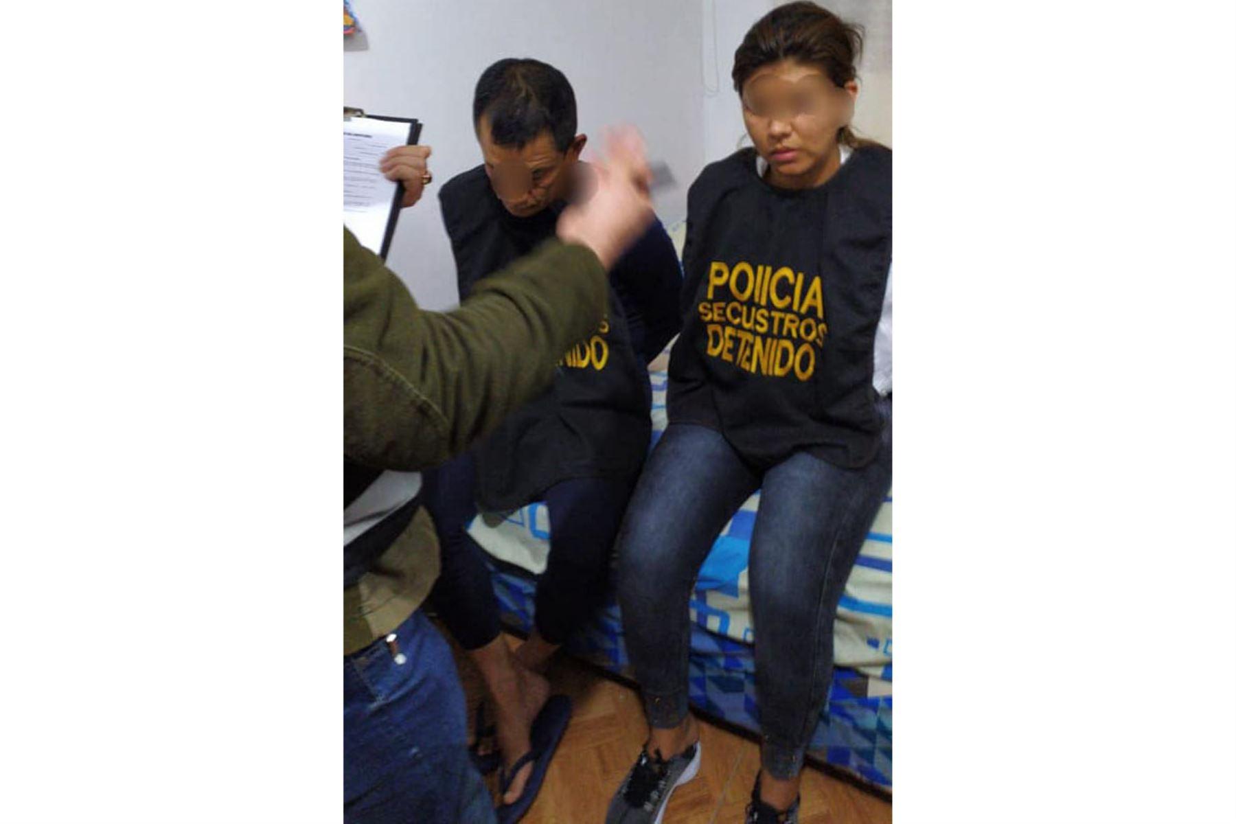 Desarticulan organización criminal Los Monos de San Antonio en Chiclayo - Agencia Andina