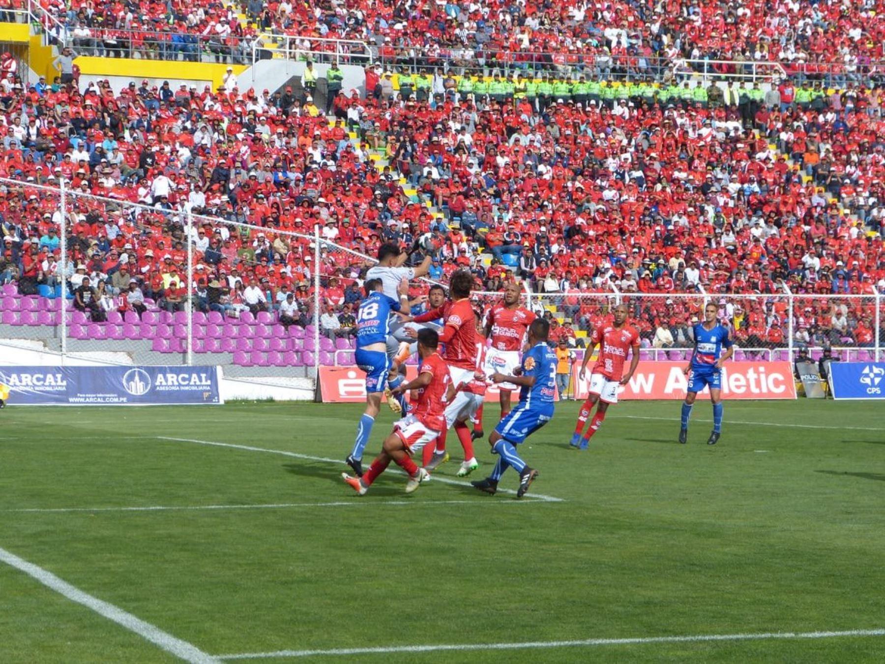 Cienciano regresó por la puerta grande a la Primera División