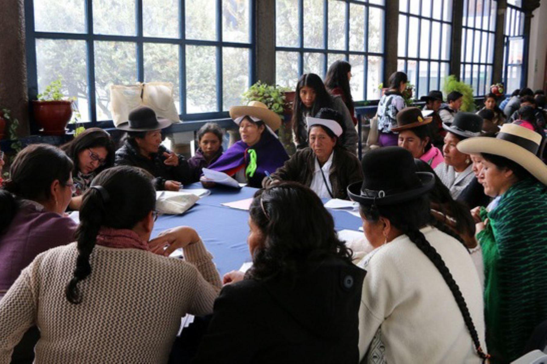 Los procesos de consulta previa desarrollados abarcaron 101 distritos, 41 provincias de 15 departamentos, precisó el Ministerio de Cultura.