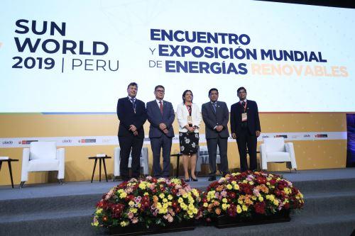 Encuentro y Exposición Mundial de Energías Renovables Sun World 2019